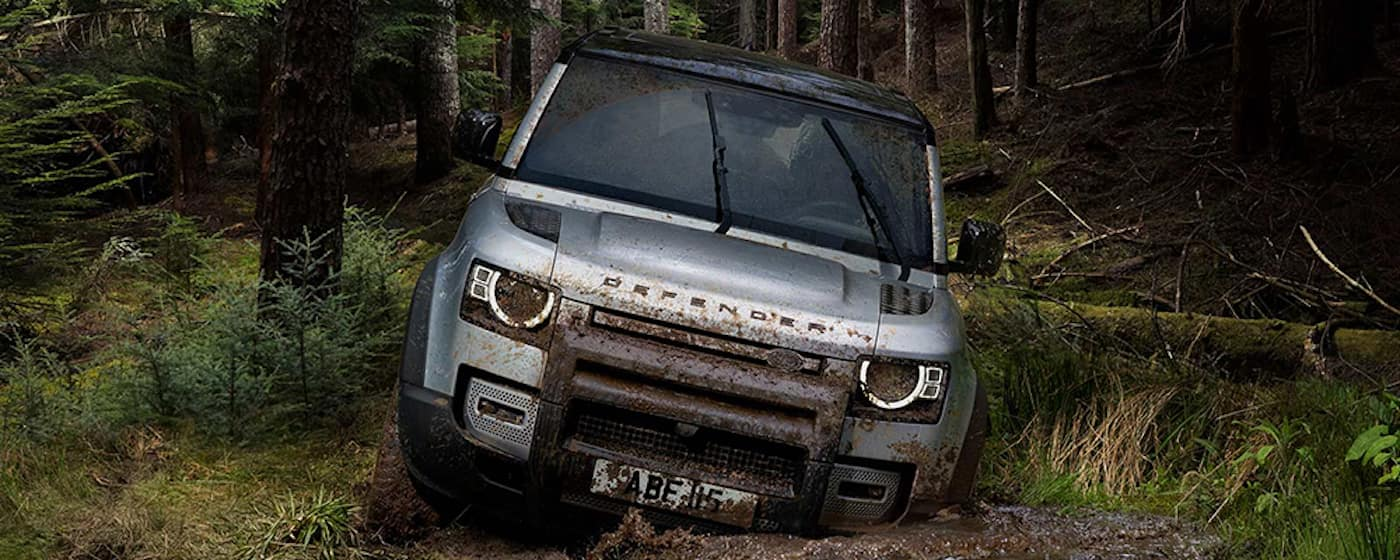 land rover defendering off roading