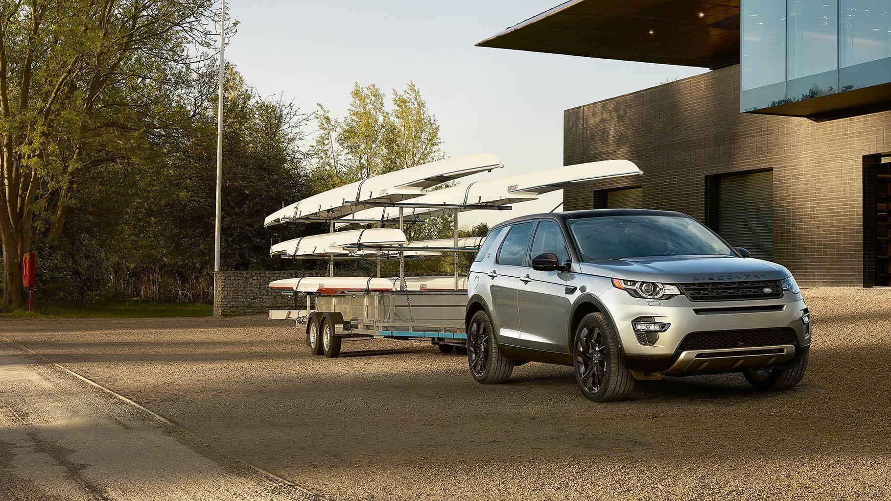 Land Rover Discovery Sport Exterior