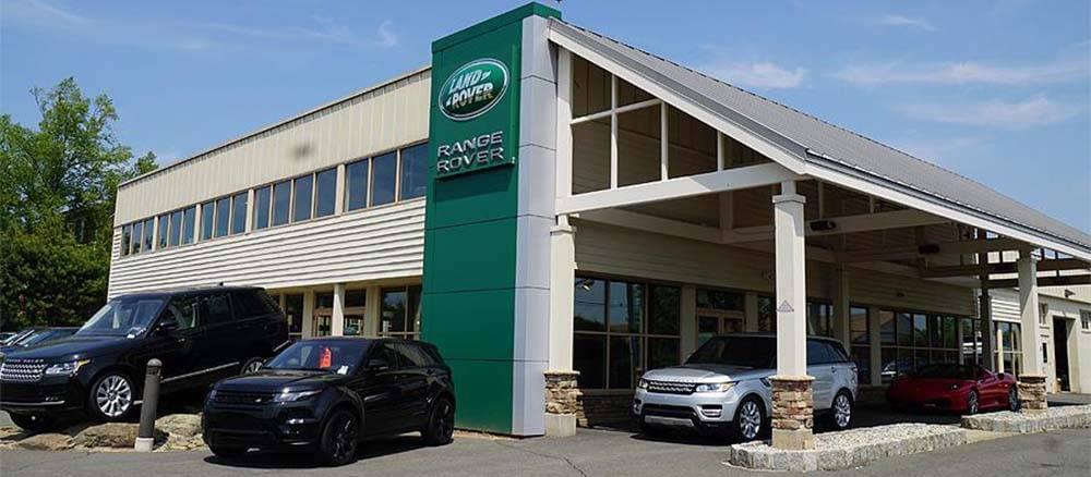 Land Rover Princeton