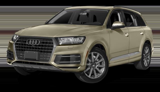 2017 Land Rover Range Rover Sport Vs 2017 Audi Q7
