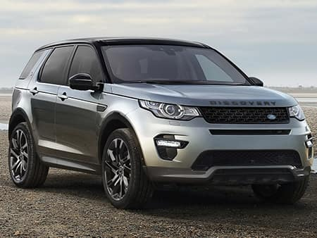 2017 Land Rover Discovery Sport Loaner Special