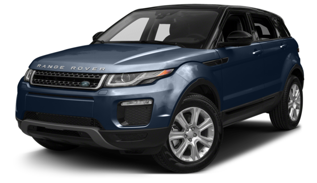 2017 Land Rover Range Rover Evoque Vs 2018 Audi Q5 Land