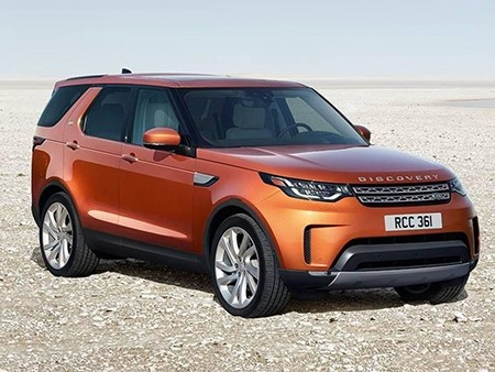 2017 All New Land Rover Discovery HSE