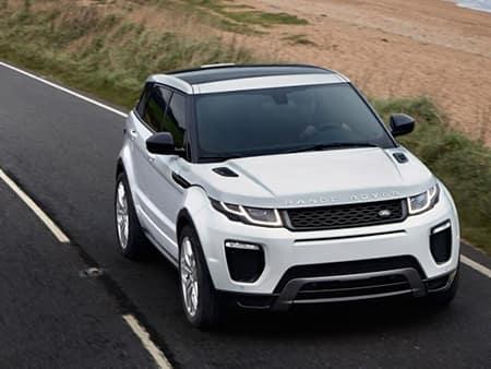 2017 Range Rover Evoque Service Loaner Special