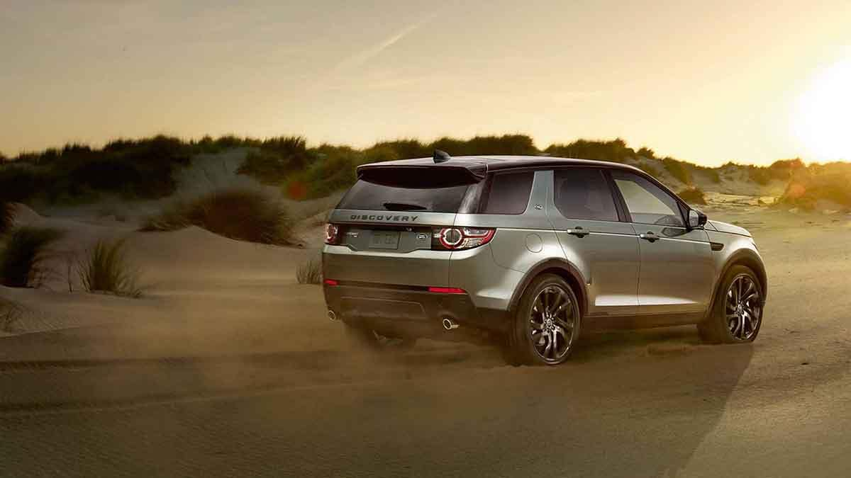 2018 land rover discovery sport info land rover princeton. Black Bedroom Furniture Sets. Home Design Ideas