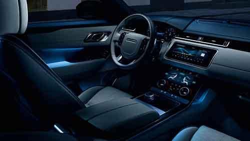 Land Rover Range Rover Velar Technology