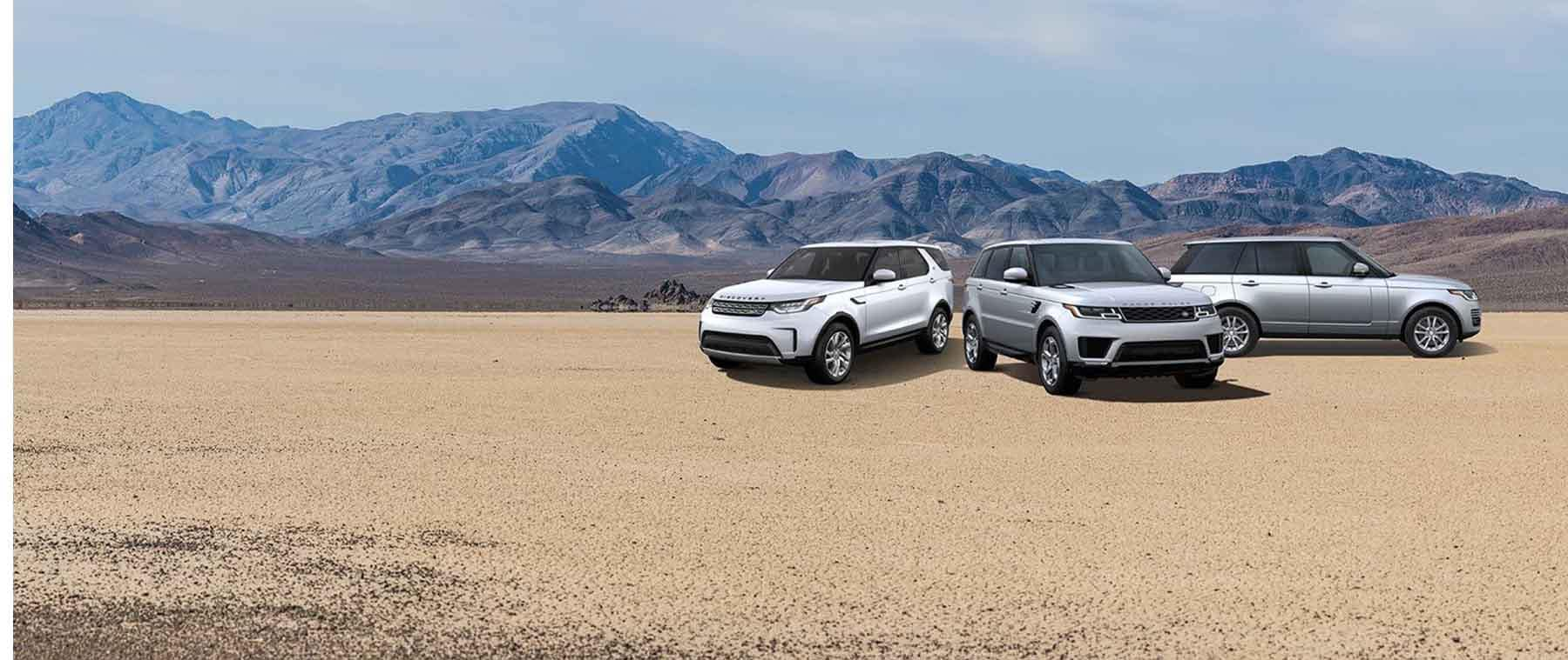 2018 Land Rover Models