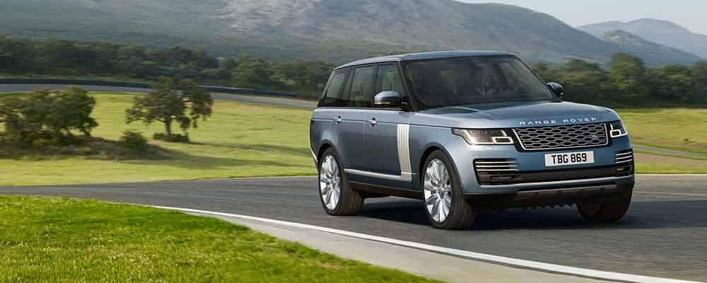 2018 Land Rover Range Rover Dynamic Response
