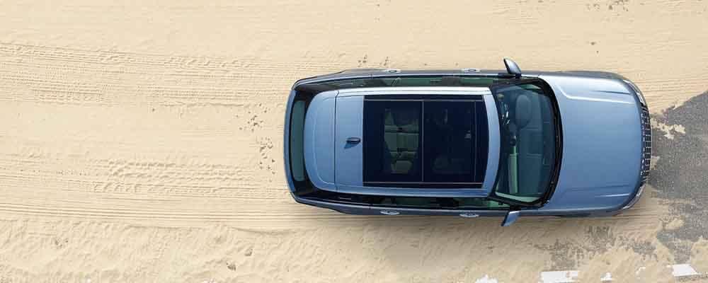 2018 Land Rover Range Rover Terrain Response
