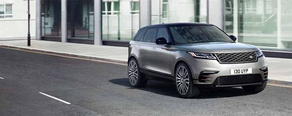 2018 Land Rover Range Rover Velar 8 Speed Automatic Transmission