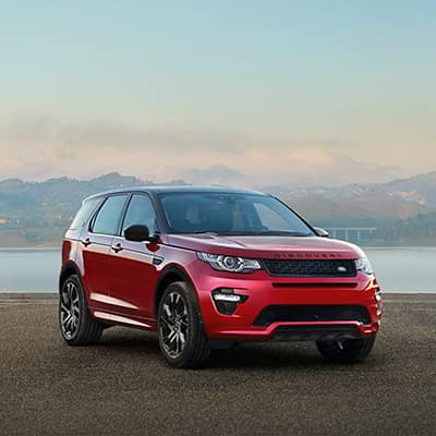 About Leasing a LAND ROVER DISCOVERY SPORT