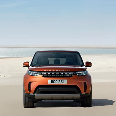 NEW 2018 LAND ROVER DISCOVERY HSE 6 CYL