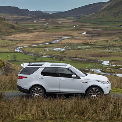 NEW 2017 LAND ROVER DISCOVERY HSE 6 CYL