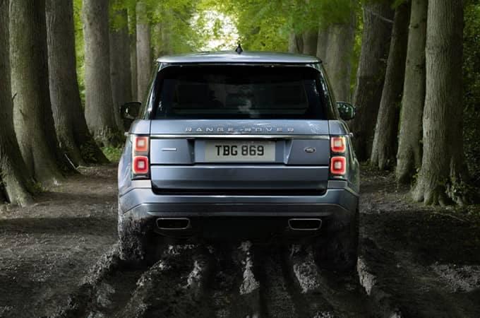 2018 Land Rover Range Rover All Terrain