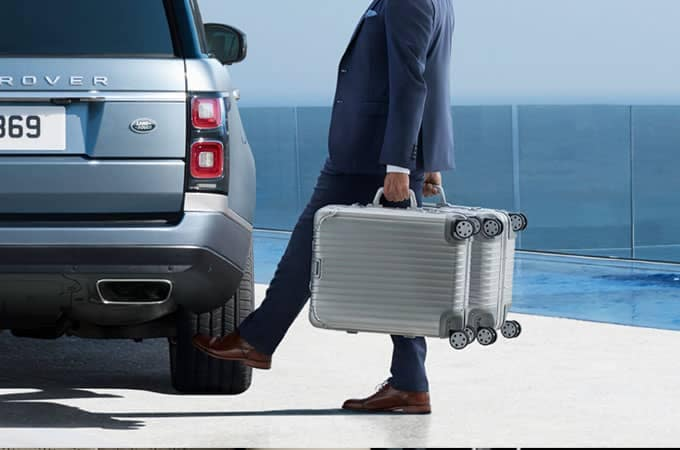 2018 Land Rover Range Rover Power Liftgate