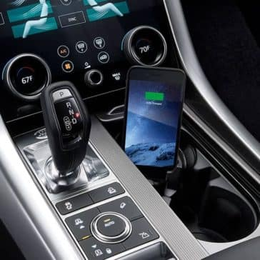 2019 Land Rover Range Rover Sport technology features