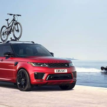 2019 Land Rover Range Rover Sport front exterior