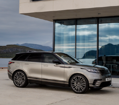New 2020 Land Rover Range Rover Velar R-Dynamic S With Navigation & 4WD