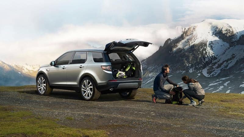 2019 Land Rover Discovery Sport Towing Capacity Land Rover