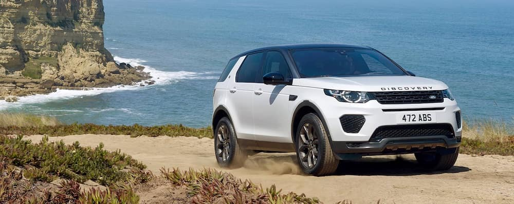 2019 Land Rover Discovery Sport Exterior White