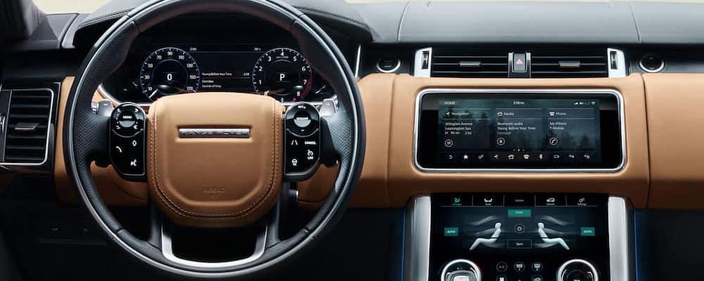 Range Rover Sport Interior >> 2019 Land Rover Range Rover Interior Land Rover Princeton