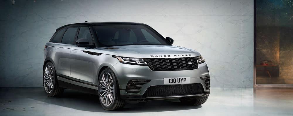 2019 Range Rover Velar Silver