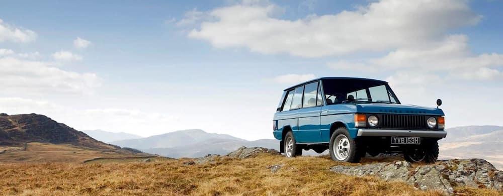 Range Rover classic model