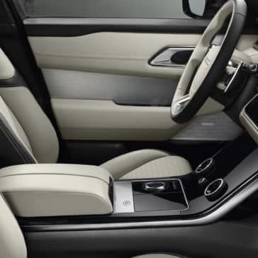 2019 Land Rover Range Rover Velar front seating