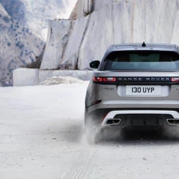 2019 Land Rover Range Rover Velar rear view