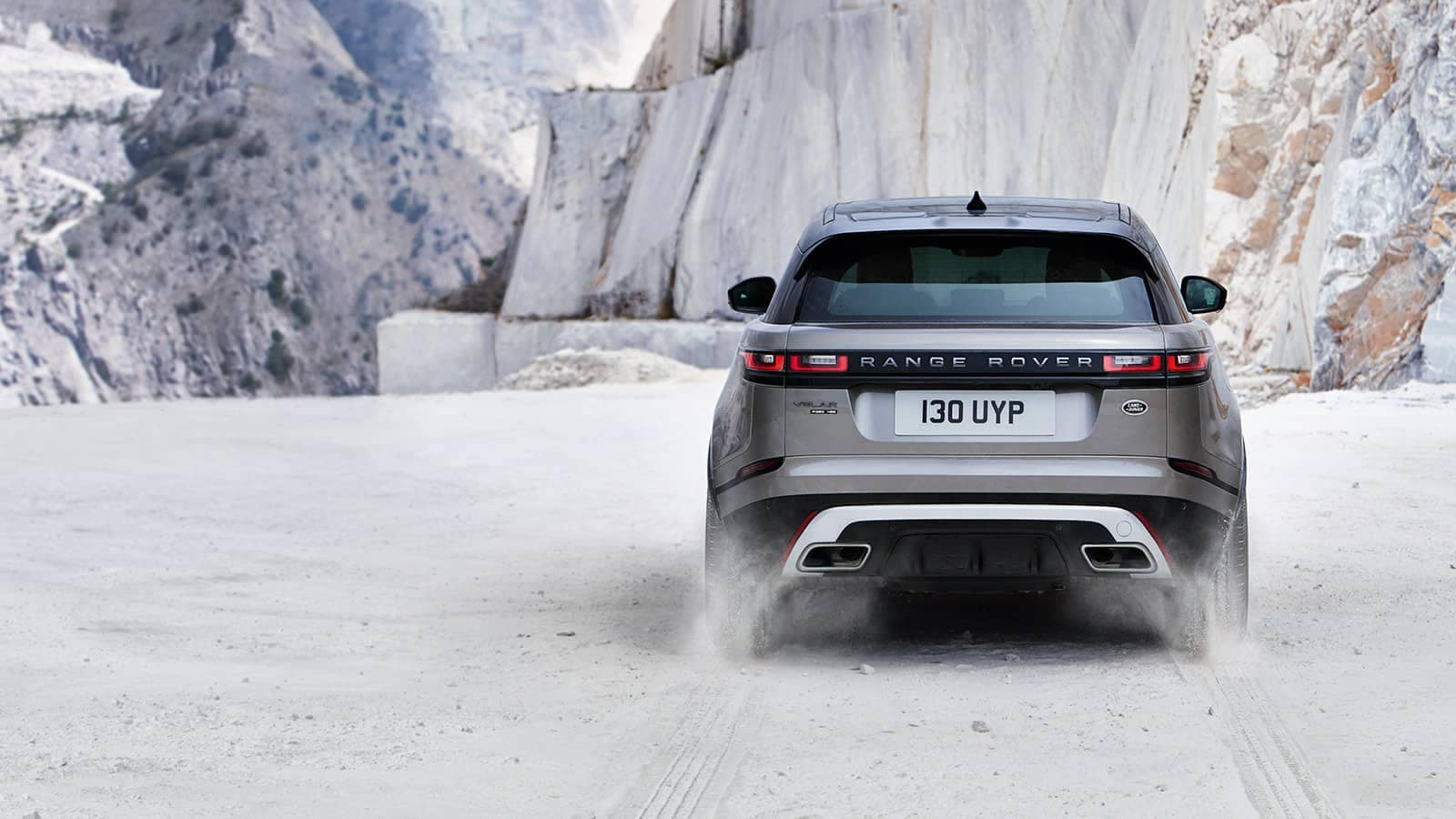 2019 Land Rover Range Rover Velar rear view
