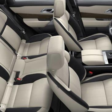 2019 Land Rover Range Rover Velar seating