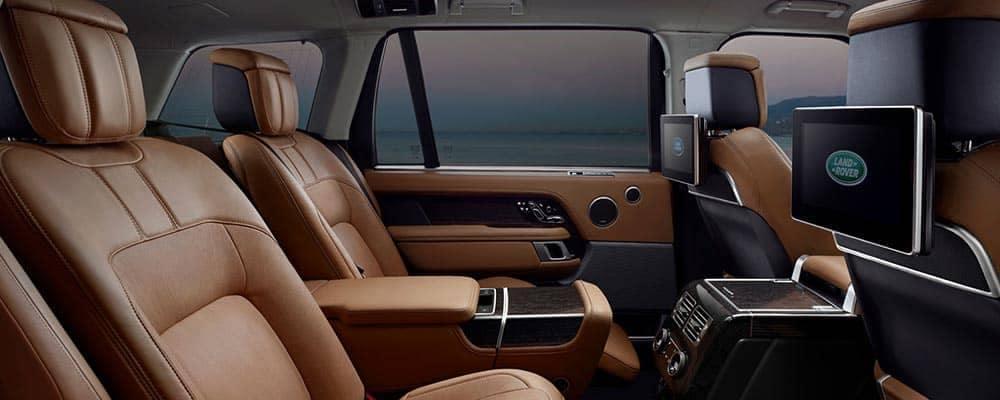 Range Rover Leather Seats