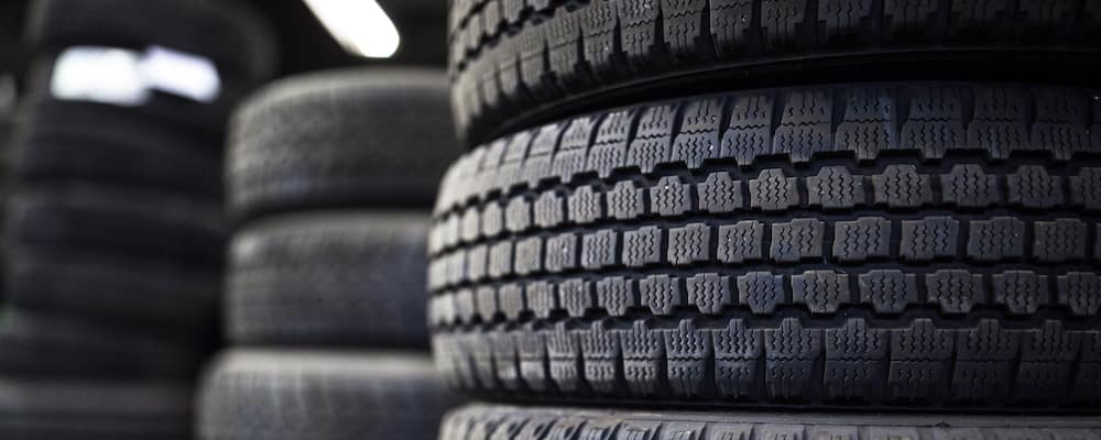 Stack of Tires