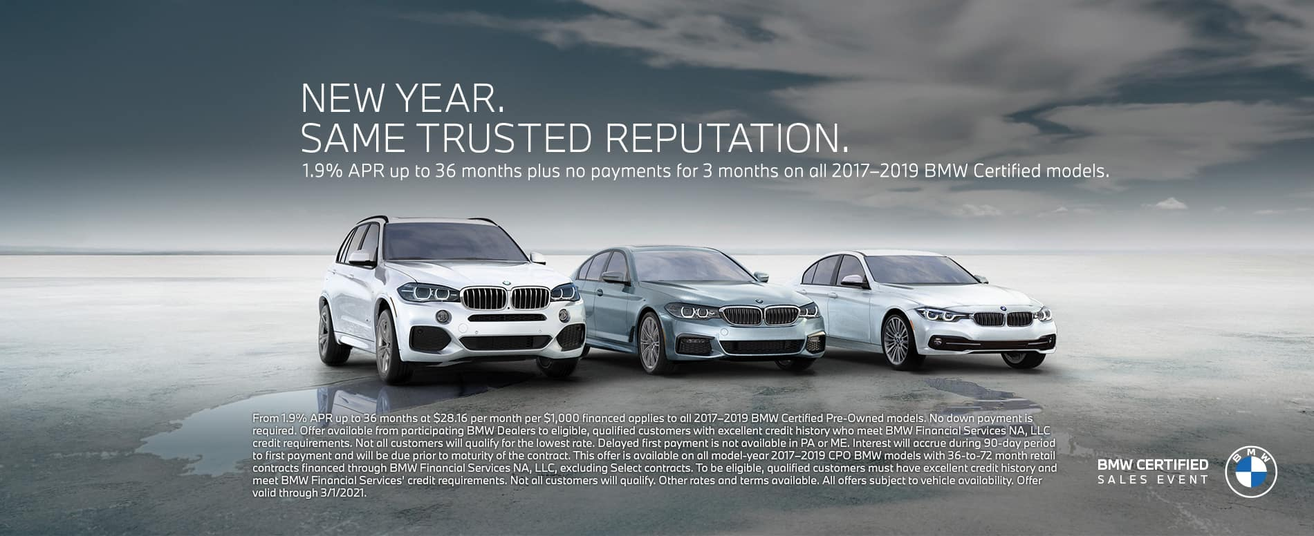 Bmw Offers And Incentives Bmw Of Mount Laurel