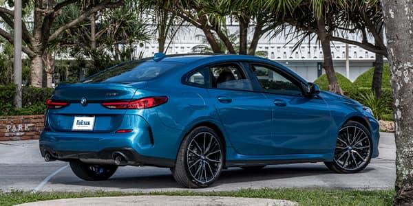 BMW M Series M235i back