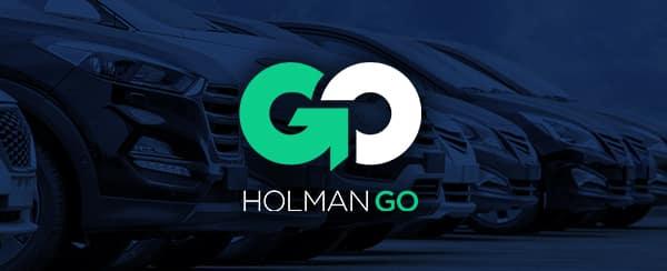 Holman GO logo