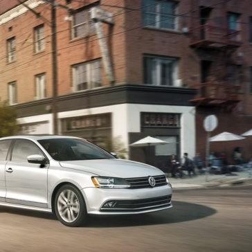 2017 Volkswagen Jetta white exterior