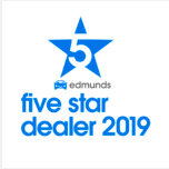 edmunds five star dealer 2014, 2015, 2016, 2017, 2018 & 2019!