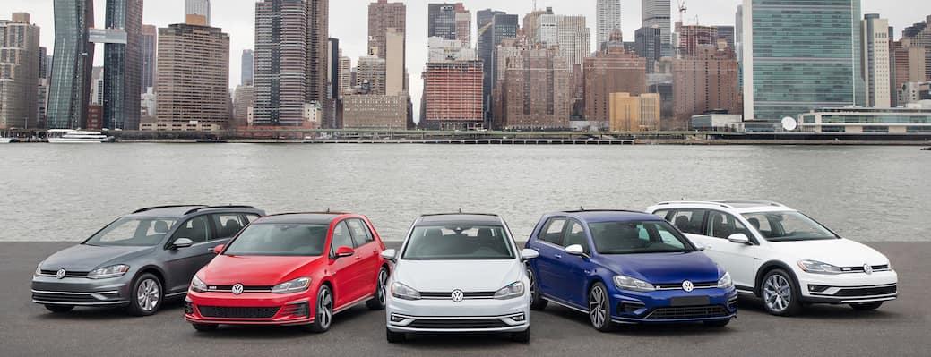 Volkswagen Lineup Image