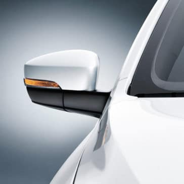 2018 Volkswagen Jetta side mirror up close
