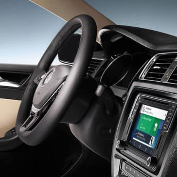 2018 Volkswagen Jetta front interior