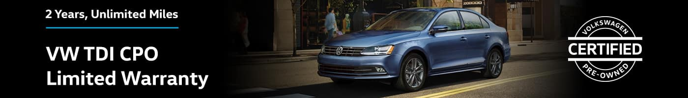 Certified Pre-Owned TDI for Sale | Lindsay Volkswagen of Dulles