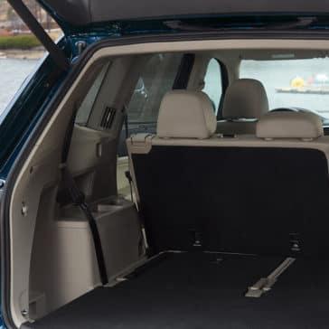 2018 Volkswagen Atlas cargo features