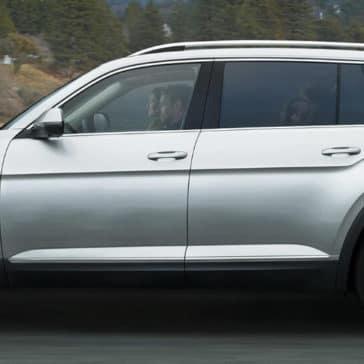 2018 Volkswagen Atlas side view exterior