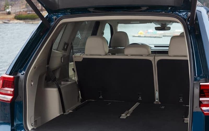 2018 Volkswagen Atlas Interior Cargo