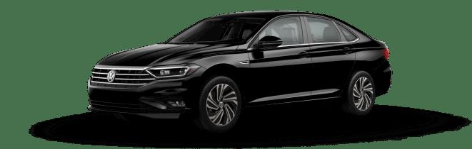 2019 Volkswagen Jetta Black