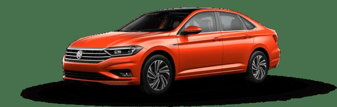 2019 Volkswagen Jetta Habanero Orange Metallic