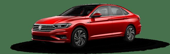 2019 Volkswagen Jetta Tornado Red