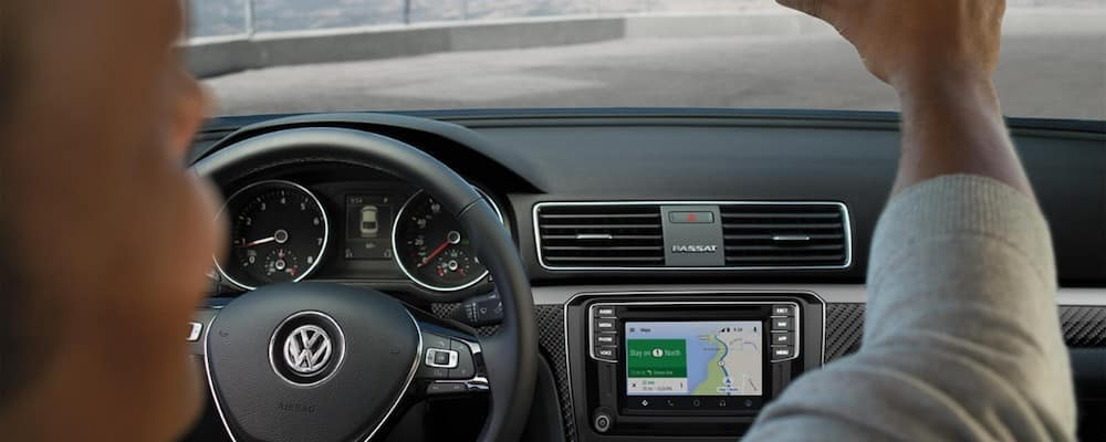 2019 VW Passat Interior