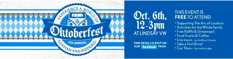 Lindsay Volkswagen Oktoberfest 2019